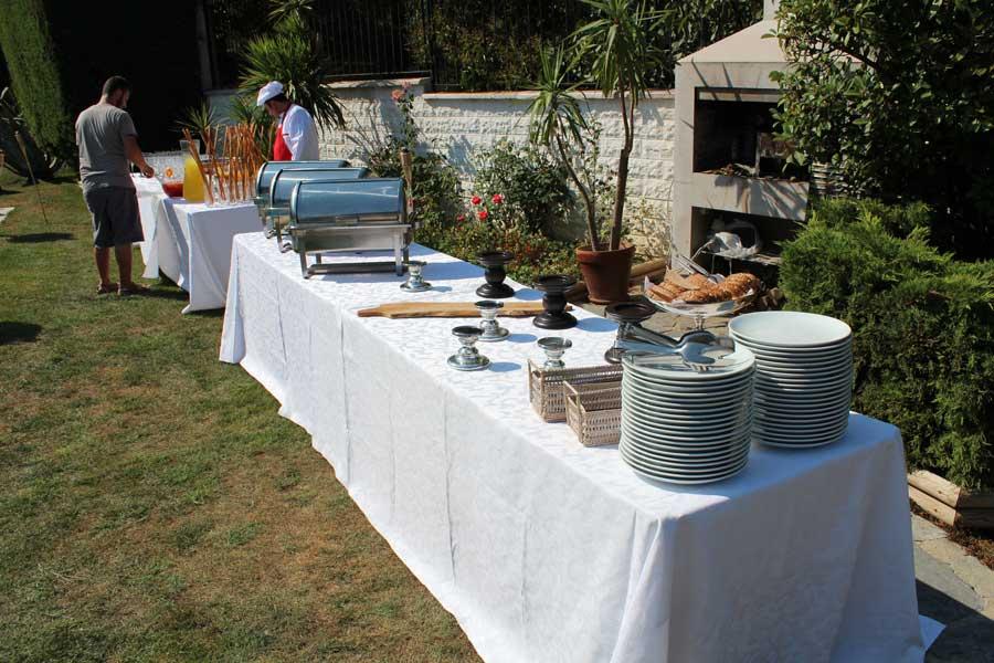 Piknik organizasyonu catering hizmeti